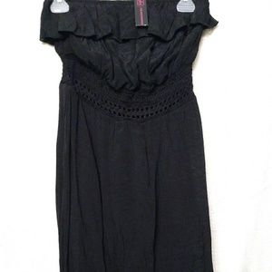 No Boundaries, size M, cute black summer dress